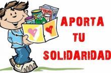 CAMPAÑA RECOGIDA DE ALIMENTOS (DEL 17 AL 20 DE DICIEMBRE)